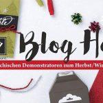 tampin' Up Blog Hop Herbst- Winter