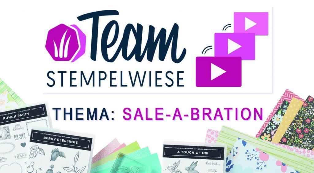 Logo Video Hop Team Stempelwiese zur Sale-a-Bration